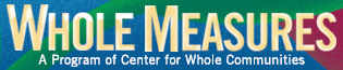 Measures of Health | A Program of Center for Whole Communities